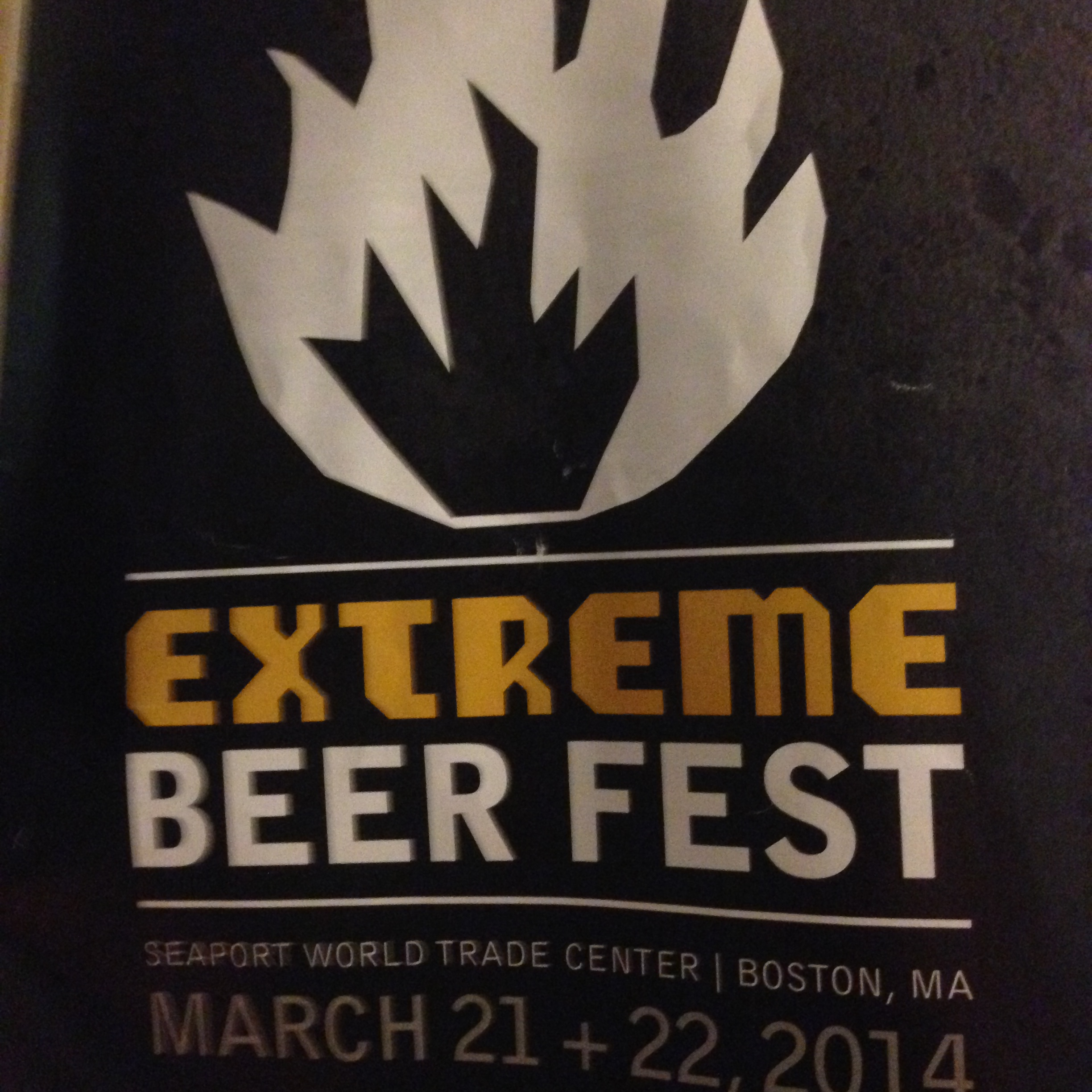 Extreme Beer Fest (EBF) 2014
