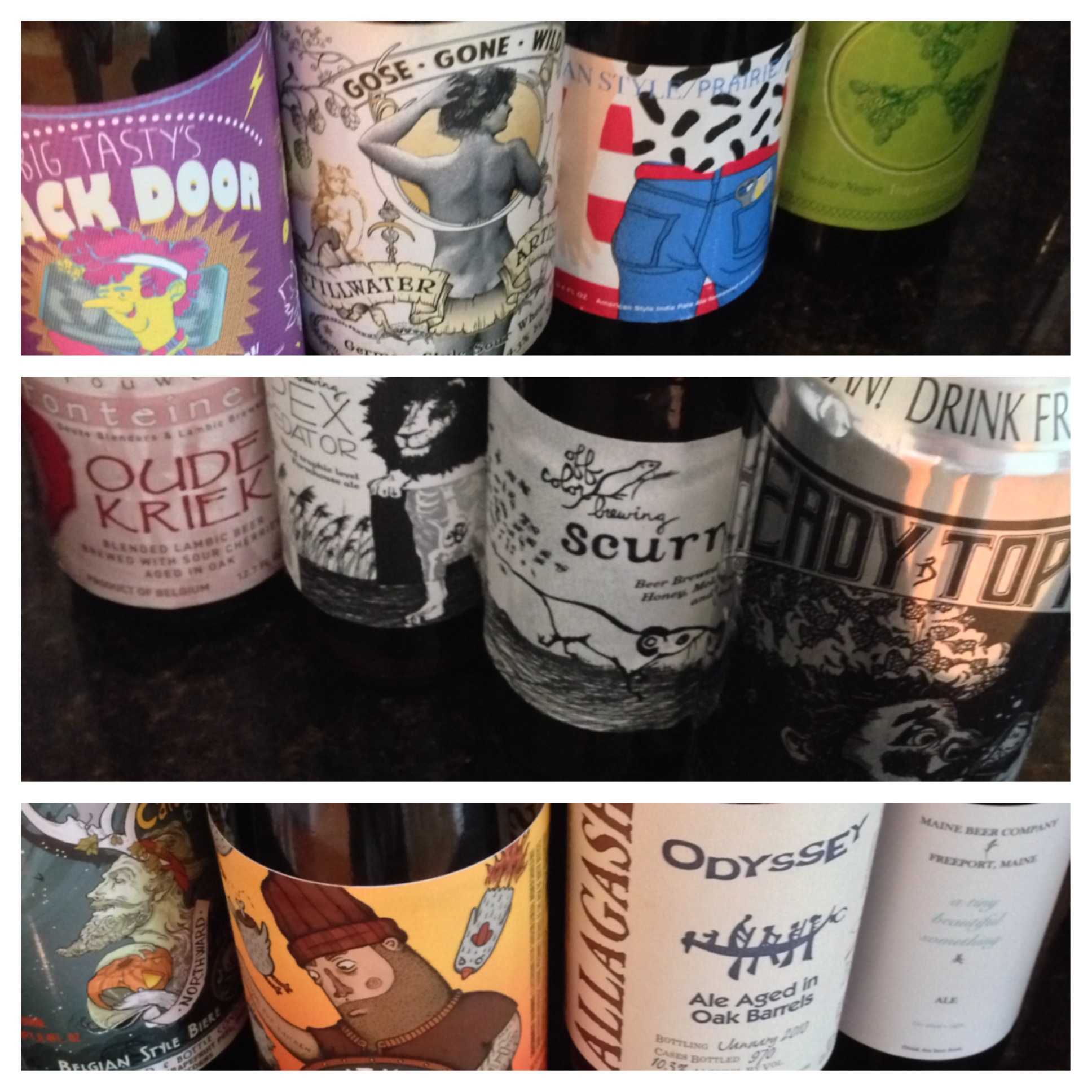 Bottle share