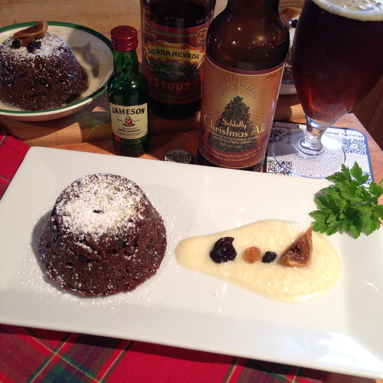 Christmas (Figgy) Pudding