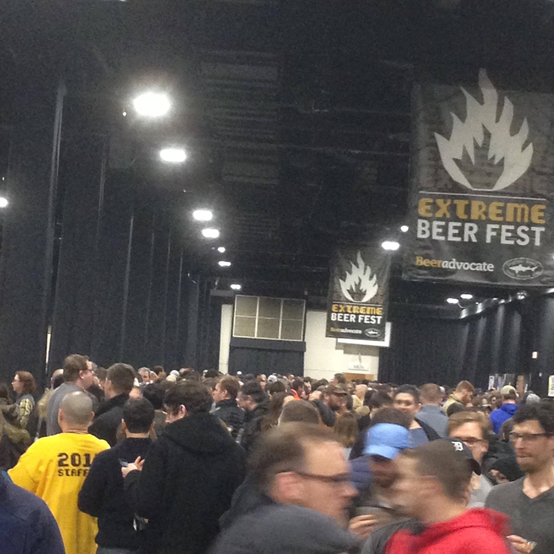 Extreme Beer Fest (EBF) 2015
