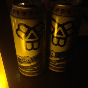 """Bissell Brother's """"The Substance"""" and """"Swish""""."""